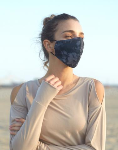 Washable eco mask