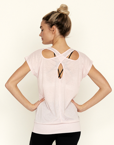 Cross back N/S top