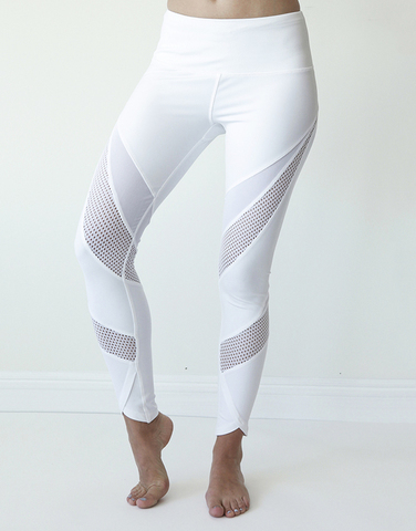 Ankle wrap legging