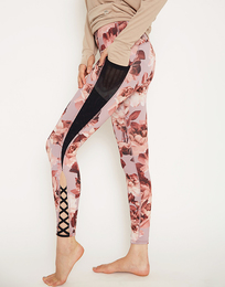 Lace up perfect leggings