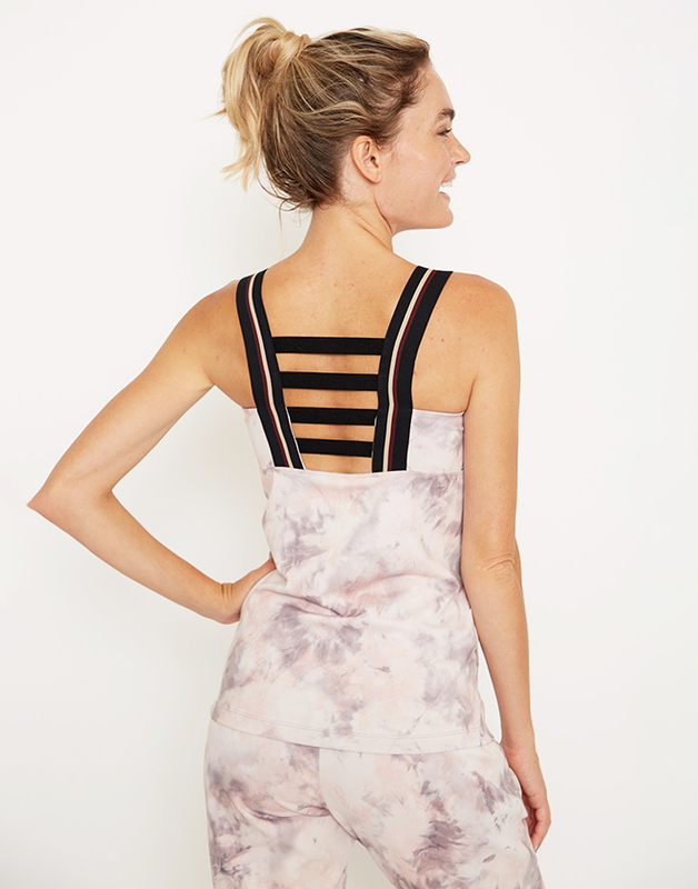 Ladder tank top