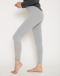 Snug Lace up leggings